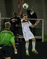 The Winthrop University Eagles lose 2-1 in a Big South contest against the Campbell University Camels.  Cody Winter (2), Ben Iiames (13)