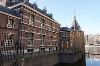 Nederland - Den Haag - 2020. Het Torentje van de minister-president aan de Hofvijver. Foto Berlinda van Dam / Hollandse Hoogte
