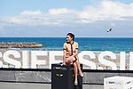 Barbara Lennie ,attend the Photocall of ' Hermanas' during the 68th San Sebastian Donostia International Film Festival - Zinemaldia.September 20,2020.(ALTERPHOTOS/Yurena Paniagua)