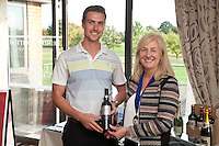 Another nearest the pin win for Richard Reed