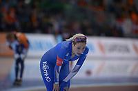 SPEEDSKATING: 13-02-2020, Utah Olympic Oval, ISU World Single Distances Speed Skating Championship, 3000m Ladies, Francesca Lollobrigida (ITA), ©Martin de Jong