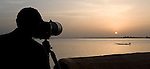 Photographer Art Wolfe on location in Mali