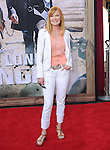 Marg Helgenberg at The Disney World Premiere of The Lone Ranger held at at Disney California Adventure in Anaheim, California on June 22,2021                                                                   Copyright 2013 Hollywood Press Agency