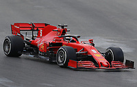 13th November 2020; Istanbul Park, Istanbul, Turkey; FIA Formula One World Championship 2020, Grand Prix of Turkey, Free practise sessions;  5 Sebastian Vettel GER, Scuderia Ferrari Mission Winnow