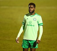 10th February 2021; St Mirren Park, Paisley, Renfrewshire, Scotland; Scottish Premiership Football, St Mirren versus Celtic; Odsonne Edouard of Celtic