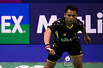 Hendra Aprida GUNAWAN (r) and Markis KIDO of Indonesia in action while playing against LEE Sheng Mu and LIN Chia Yu of Chinese Taipei in action during the YONEX-SUNRISE Hong Kong Open Badminton Championships 2016 at the Hong Kong Coliseum on 23 November 2016 in Hong Kong, China. Photo by Marcio Rodrigo Machado / Power Sport Images