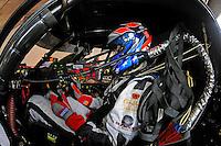 Ryan Hunter-Reay in the #95 Crown Royal-NPN Racing BMW/Riley.
