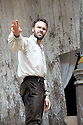 Macbeth by William Shakespeare. A Shakespeare's Globe Production directed by Eve Best. with Joseph Millson as Macbeth .Opens at the Shakespeare's Globe Theatre on 4/7/13  pic Geraint Lewis