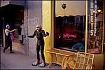 Aquaman, Melrose Ave., 1990