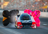 NHRA Mello Yello Drag Racing Series<br /> AAA Insurance NHRA Midwest Nationals<br /> Gateway Motorsports Park, Madison, IL USA<br /> Saturday 30 September 2017 Cruz Pedregon, Snap-On, Toyota, Camry, Funny Car<br /> <br /> World Copyright: Mark Rebilas<br /> Rebilas Photo
