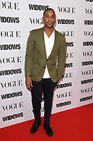 """Reggie Yates<br /> arriving for the """"Widows"""" special screening in association with Vogue at the Tate Modern, London<br /> <br /> ©Ash Knotek  D3457  31/10/2018"""