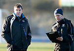 St Johnstone Training….14.12.18    McDiarmid Park<br />