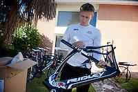 Tour de France 2012.Lotto-Belisol team ..