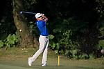Rafael Cabrera Bello of Spain plays an approach shot during the 58th UBS Hong Kong Golf Open as part of the European Tour on 10 December 2016, at the Hong Kong Golf Club, Fanling, Hong Kong, China. Photo by Vivek Prakash / Power Sport Images