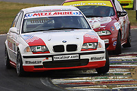 Round 7 of the 2002 British Touring Car Championship. #78 Norman Simon (DEU). Edenbridge Racing. BMW 320i.