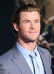Hollywood, CA - NOVEMBER 04: Chris Hemsworth  arrives to Marvel's  THOR: THE DARK WORLD Premiere held at El Capitan Theatre in Hollywood, California on November 04,2012                                                                               © 2013 Hollywood Press Agency