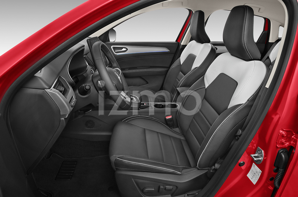 Front seat view of 2021 Renault Arkana Intens 5 Door SUV Front Seat  car photos