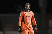 Glenn Morris of Crawley Town during Colchester United vs Crawley Town, Sky Bet EFL League 2 Football at the JobServe Community Stadium on 1st December 2020
