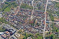 Pritzwalk: EUROPA, DEUTSCHLAND, BRANDENBURG (EUROPE, GERMANY),  27.04.2020: Pritzwalk