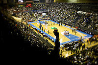 Sport Kosarka Basketball TiltShift Tilt Shift Evroliga Euroleague Total Panorama Pionir photo: Marko Djokovic / STARSPORT