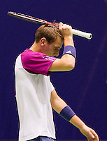 17-12-10, Tennis, Rotterdam, Reaal Tennis Masters 2010,    Thiemo de Bakker