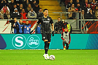 Carlos Salcedo (Eintracht Frankfurt) - 22.12.2018: Eintracht Frankfurt vs. FC Bayern München, Commerzbank Arena, DISCLAIMER: DFL regulations prohibit any use of photographs as image sequences and/or quasi-video.
