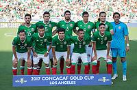 Mexico vs Jamaica, July 23, 2017
