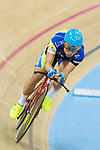 Ko Siu Wai of the IND competes in Men Elite - Individual Pursuit Final during the Hong Kong Track Cycling National Championship 2017 on 25 March 2017 at Hong Kong Velodrome, in Hong Kong, China. Photo by Chris Wong / Power Sport Images