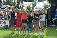 KAATSEN: WEIDUM: 22-08-2018, Dames PC, ©foto Martin de Jong