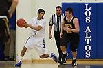 2013 boys basketball: Los Altos High School vs. Mountain View High School (1)