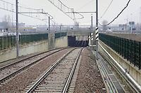 - Milan, ATM (Azienda Trasporti Milanesi), the new route to Assago of Metro Line 2....- Milano, ATM (Azienda Trasporti Milanesi), la nuova tratta fino ad Assago della linea 2 della Metropolitana