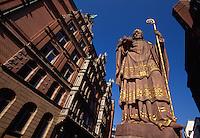 Deutschland, Hamburg, St.Ansgar auf dr Trostbrücke
