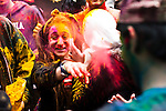 People attend the Holi Hai festival by the Indian community in New York