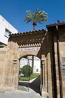 Nordzypern, Mevlevi Tekke-Museum in Nicosia Lefkosa), ehemaliges Derwischkloster