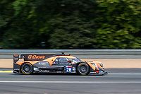 #26 G-Drive Racing Aurus 01 - Gibson LMP2, Roman Rusinov, Franco Colapinto, Nyck De Vries, 24 Hours of Le Mans , Free Practice 1, Circuit des 24 Heures, Le Mans, Pays da Loire, France