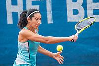 Amstelveen, Netherlands, 7 Juli, 2021, National Tennis Center, NTC, Amstelveen Womans Open, Martina Di Giuseppe (ITA)<br /> Photo: Henk Koster/tennisimages.com