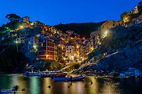 Cinque Terre and Vernazza Beach