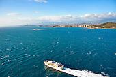Nouméa avec le navire Betico