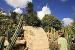 Holon, Cacti garden