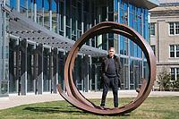 Event - French Cultural Center / Bernar Venet at MIT
