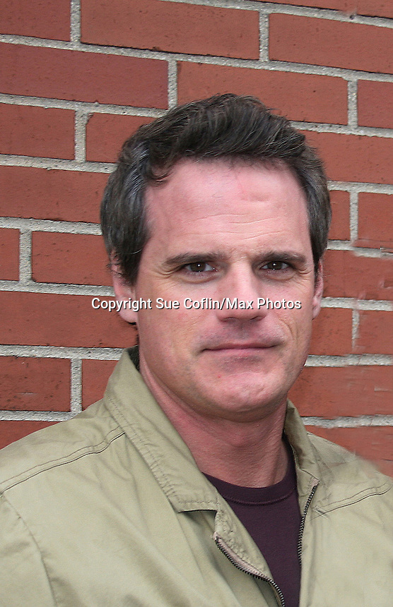 Michael Park - outside the As The World Turns Studios on February 5, 2010 in Brooklyn, New York. (Photo by Sue Coflin/Max Photos)