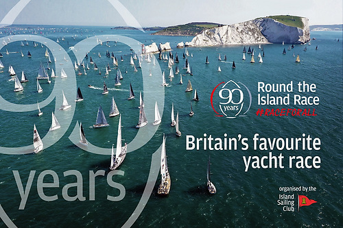 Entries for the world-famous Round the Island Race opened at 00.01 this morning, 19 March