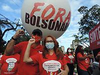 18/08/2021 - PROTESTO CONTRA A PEC 32 EM RECIFE