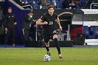 Leon Goretzka (Deutschland Germany) auf dem Weg zum Tor zum 1:0 - 25.03.2021: WM-Qualifikationsspiel Deutschland gegen Island, Schauinsland Arena Duisburg