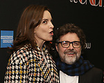 "Tina Fey and Jeff Richmond attends the Broadway Opening Night Performance of ""The Cher Show""  at the Neil Simon Theatre on December 3, 2018 in New York City."