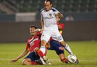 Los Angeles Galaxy vs Morelia Monarcas September 28 2011