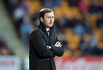St Johnstone v Hearts 17.05.17     SPFL    McDiarmid Park<br />Hearts manager Ian Cathro watches the game<br />Picture by Graeme Hart.<br />Copyright Perthshire Picture Agency<br />Tel: 01738 623350  Mobile: 07990 594431