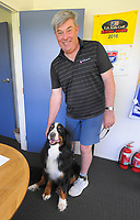 Bondy and Bella. Cricket Wellington golf day at Shandon Golf Club in Petone, New Zealand on Thursday, 3 December 2020. Photo: Dave Lintott / lintottphoto.co.nz