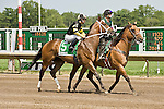 8-8-10: Out Of Respect, Paco Lopez up, wins the Select Stakes.