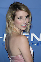 """NEW YORK CITY, NY, USA - MAY 10: Emma Roberts at the World Premiere Of Twentieth Century Fox's """"X-Men: Days Of Future Past"""" held at the Jacob Javits Center on May 10, 2014 in New York City, New York, United States. (Photo by Jeffery Duran/Celebrity Monitor)"""